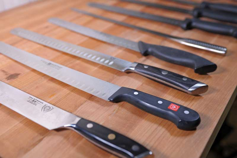 The 11 Best Slicing Carving Knives For The Home Or Pro