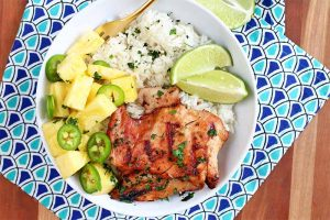Bring a Wave of Tropical Flavor to Your Grill with the Best Hawaiian Chicken