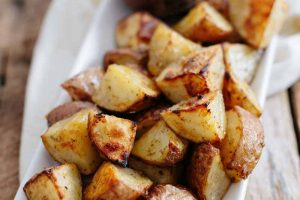 The Best (And We Mean It!) Quick and Crispy Roasted Potatoes