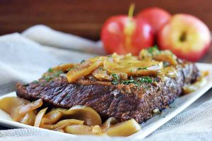 Elevate Your Comfort Cooking with Apple Cider Braised Beef