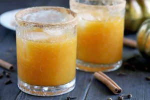 Say Cheers to the Season with Pumpkin Spice Margaritas