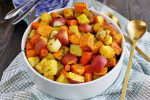 The Autumn Side You Won't Want to Stop Making: Roasted Fall Vegetables