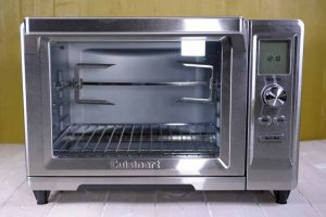 Spit-Roast Chicken, Bake Cookies, and More with the Cuisinart Rotisserie TOB-200N