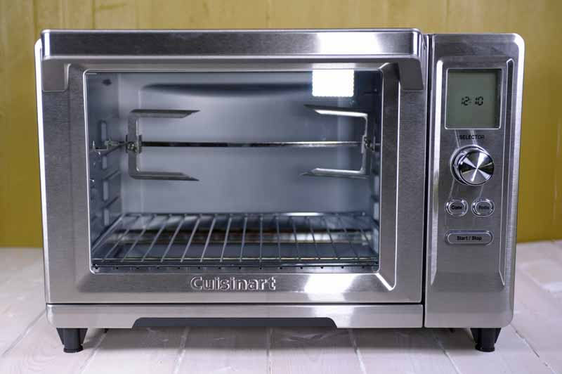 Cuisinart Tob 200n Rotisserie Convection Toaster Oven