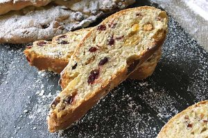 Stollen: A Beautiful German Holiday Bread