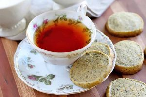 Earl Grey Orange Cookies Are the Ultimate Teatime Treats