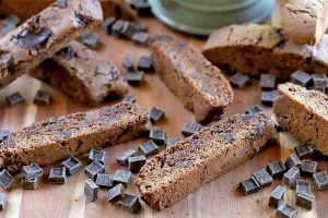 Get Your Coffee Ready – We're Making Double Chocolate Biscotti