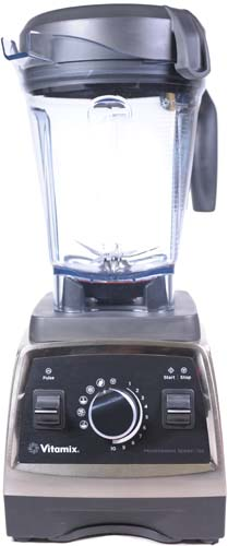 Vitamix 750 Professional Series Blender on a white, isolated background.