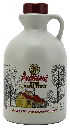 d9c4a9f3441 Foodal Recommends Anderson s Pure Maple Syrup Grade A Very Dark