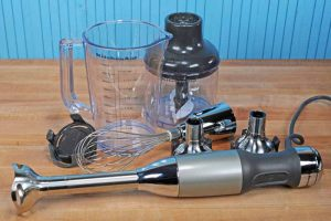 The KitchenAid KHB2561 5-speed Hand Blender is a versatile addition to your kitchen