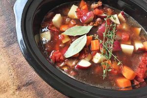 Guinness Beef Stew in a Crock-Pot