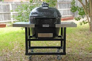 Primo Oval XL 400 Ceramic Grill and Smoker: Big, Bad, and Beautiful