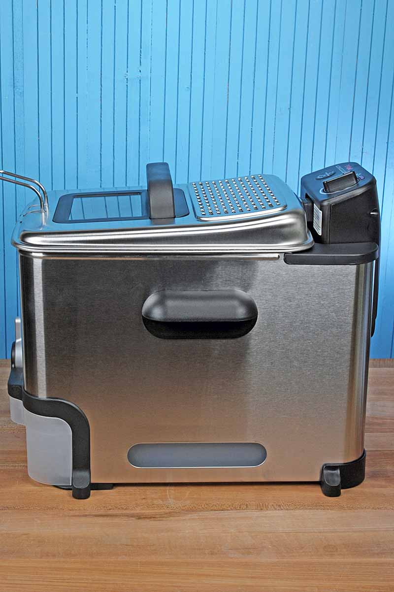 T-fal's Ultimate EZ Clean is a Top Choice for In-Kitchen Frying