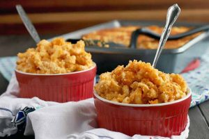 Buffalo Mac and Cheese Is What's for Dinner Tonight