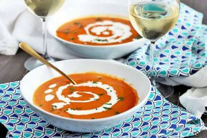 This Wholesome Carrot Soup Recipe will Warm You Up on a Cold Day