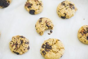 Gluten-Free Chickpea Chocolate Chip Cookies