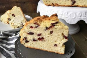 New to Baking? Make an Easy Irish Soda Bread!