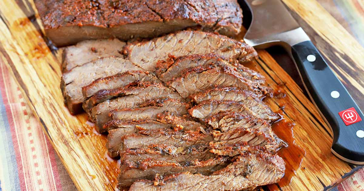 Make The Best Oven Roasted Beef Brisket For Dinner Tonight