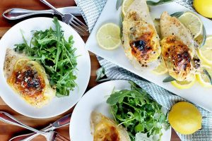 What to Cook Tonight: Tangy and Herbaceous Lemon Sage Garlic Chicken