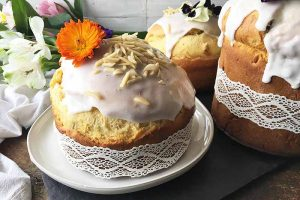Kulich: Traditional Russian Easter Bread