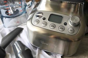 Breville Super Q Blender: A Practical Blend of Beauty and Brawn