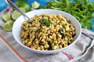 Cilantro Lime Grilled Corn Is the Ultimate Side Dish for Summer