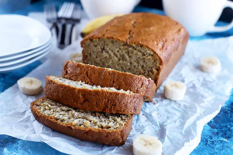 The Best Super Moist Tasty Banana Bread Recipe Foodal