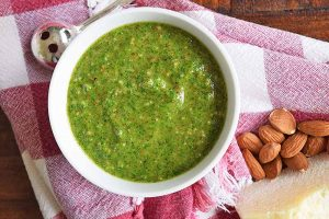 Kale Almond Pesto: An Easy and Cheaper Alternative to the Original