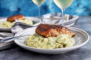 Cajun Salmon for a Quick Weeknight Meal