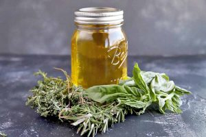 How to Make Easy Herb-Infused Olive Oil