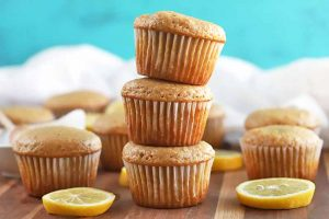 Brighten Up Your Morning with Gluten-Free Honey Lemon Muffins