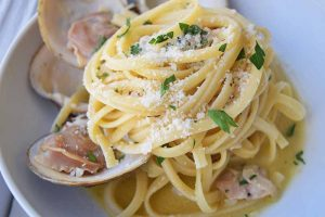 Make Linguine with Clam Sauce to Liven Up Pasta Night