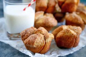 Monkey Bread Muffins Are Soft Cinnamon Sugar Coated Magic