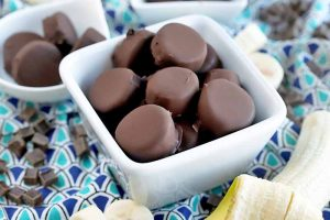 Frozen Chocolate Banana Bites Are the Easiest Snack You'll Ever Make