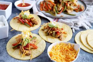 Easy Oven Fajitas Can Be on the Table in Only 30 Minutes