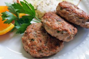 Homemade Turkey Breakfast Sausage Patties with Sage and Fennel