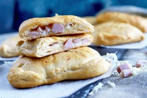 Skip the Freezer Aisle and Make Your Own Ham & Cheese Pockets