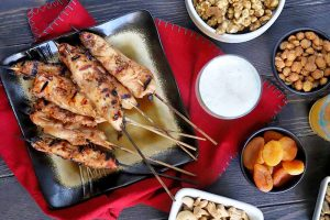 Bring the Tradition of Grilled Chicken Yakitori to Your Own Home