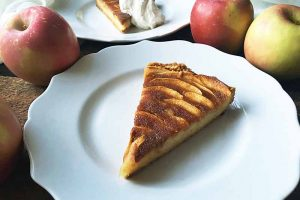 Cinnamon Apple Tart Cake: A Gorgeous Two-in-One Fall Dessert!