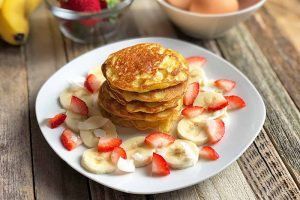 Coconut Flour Pancakes: A Melt-in-Your-Mouth Gluten-Free Breakfast