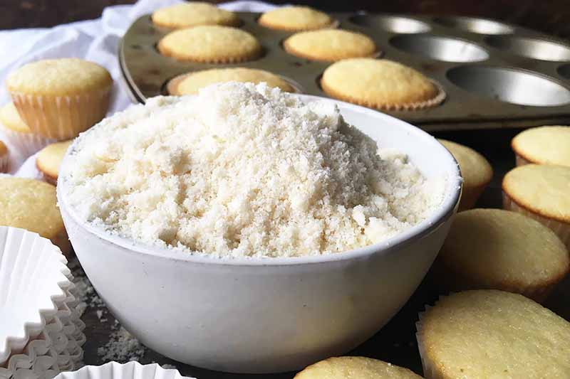 All Natural Homemade Yellow Cake Mix Recipe Foodal