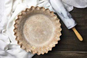 How to Make an All-Butter Whole Grain Spelt Pie Crust