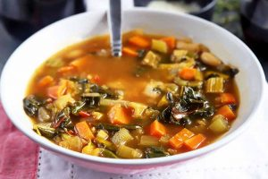 Pack in the Veggies with This Hearty Vegetable Soup