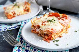 Pepperoni Pizza Lasagna: Rethink Dinner with This Delicious Mashup