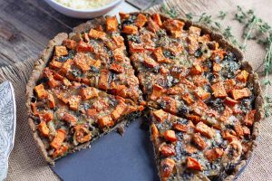 Buckwheat Harvest Tart: A Savory, Seasonal Recipe Filled with Fresh Produce