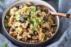 The Best Rice and Beans: My Mom's Favorite Recipe