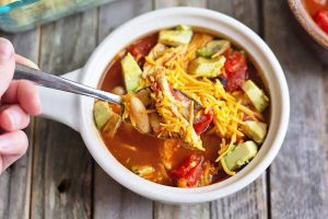 Put Your Leftovers to Good Use With This White Bean Turkey Chili