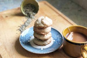 Lavender Cookies: Perfume for the Taste Buds