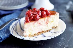 Cherry Cheesecake: A Classic Dessert Like Your Grandma Used to Make