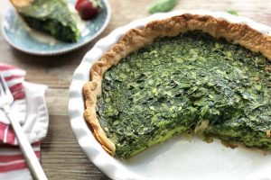 Savory Spinach Pie: Load Up on Delicious Leafy Greens